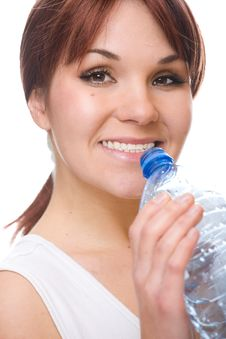 Free Thirsty Woman Stock Photos - 7922633