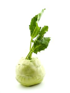 Free Kohlrabie Royalty Free Stock Photography - 7922857