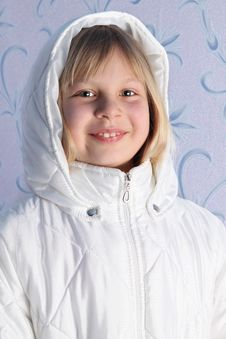 Free Girl On Winter Vacation Stock Photos - 7923463