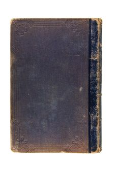 Free Old Book. Stock Image - 7923471