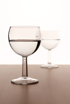 Free Wine Glasses Stock Images - 7923694