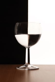 Free Wine Glass Stock Photography - 7923702