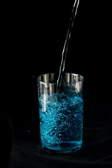 Free Glasse With Drink. Stock Images - 7924724
