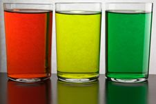 Free Glass With Drink. Royalty Free Stock Photography - 7924817