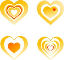Free Hearts Stock Photos - 7924993