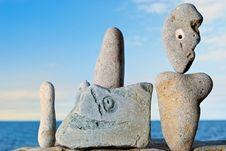 Free Mystical Stones Stock Image - 7927161
