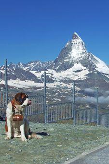 Free Matterhorn Royalty Free Stock Photo - 7927325