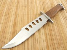 Free Knife Royalty Free Stock Photography - 7927417
