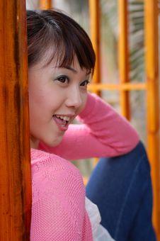 Free A Smile Girl Stock Photo - 7927430