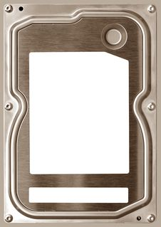 Free Metallic Border Stock Image - 7927581