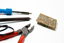 Free SOLDERING Stock Images - 7927834