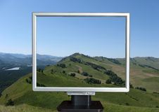 Free LCD Monitor Stock Photography - 7928472