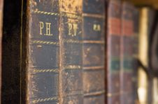 Free Old Books Royalty Free Stock Images - 7928509