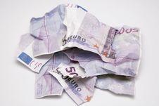 Free Torn Money Stock Image - 7929131