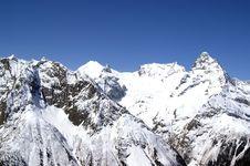 Free Caucasus Mountains Stock Image - 7929571