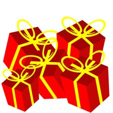 Free Gifts Stock Photos - 7929623