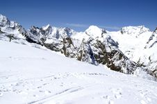 Free Ski Resort Royalty Free Stock Photo - 7929785