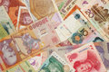 Free A Collection Of Various Currencies Royalty Free Stock Image - 7936086