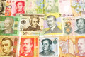 Free A Collection Of Various Currencies Royalty Free Stock Photo - 7936095