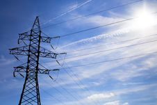 Free Power Line Stock Images - 7930164