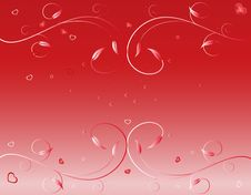 Free Valentin Background Royalty Free Stock Images - 7930259