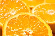 Free Big Orange Royalty Free Stock Photography - 7930647