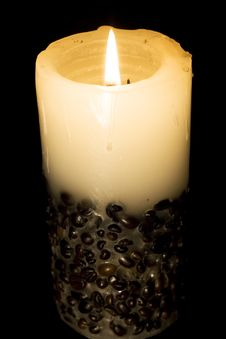 Free Candle Royalty Free Stock Image - 7930846