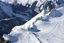 Free Austria. Mountains. The Alpes. Royalty Free Stock Photos - 7931128