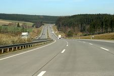 Free Autobahn In Germany Stock Photo - 7931180