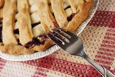 Free Fresh Pie Stock Photography - 7931332