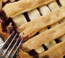 Free Close Pie Royalty Free Stock Images - 7931379