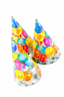 Free Party Hats Royalty Free Stock Image - 7931646