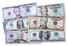 Free US Dollars Stock Image - 7931861
