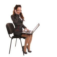 Free Businesswoman Royalty Free Stock Photos - 7932728