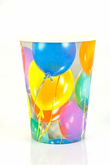 Free Party Cups Stock Photography - 7932932