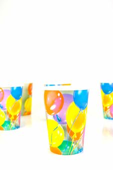Free Party Cups Royalty Free Stock Images - 7932969