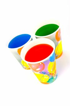 Free Party Cups Royalty Free Stock Images - 7933009
