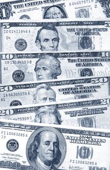 Free US Dollars Royalty Free Stock Image - 7933066