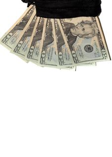 Free Money Bag Stock Photo - 7933570