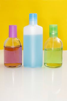 Free Perfumery Bottles Stock Photo - 7933900