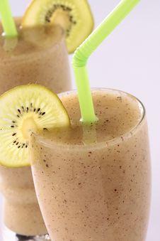 Free Kiwi Juice Royalty Free Stock Photos - 7934488