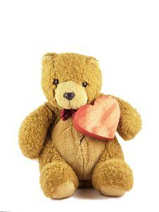 Free Valentine Teddy Stock Photo - 7934720