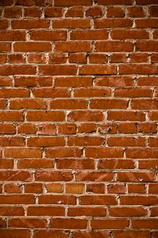 Free Abstract Brick Wall Background Royalty Free Stock Images - 7935199
