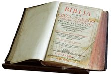 Free Old Bible Royalty Free Stock Photography - 7935237