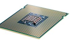 Macro Of Cpu Processor Royalty Free Stock Photos