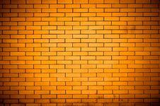 Free Grunge  Brick Wall Background Stock Photo - 7935710