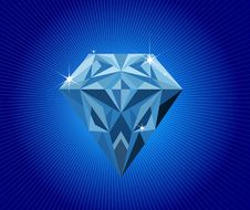 Free Diamond Stock Image - 7935761