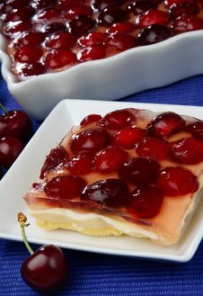 Free Cherry Fruit Pie Stock Images - 7935804