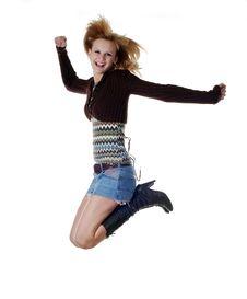 Free Happy Woman Stock Photos - 7935923