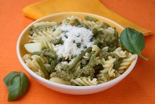 Free Pasta With Vegetable Stock Images - 7935964